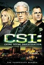 Primary image for CSI: Crime Scene Investigation