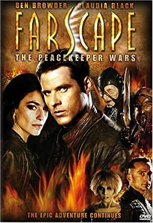 Farscape: The Peacekeeper Wars poster