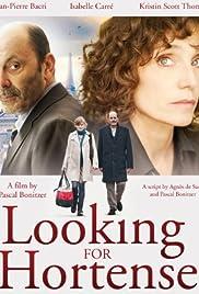 Cherchez Hortense(2012) Poster - Movie Forum, Cast, Reviews