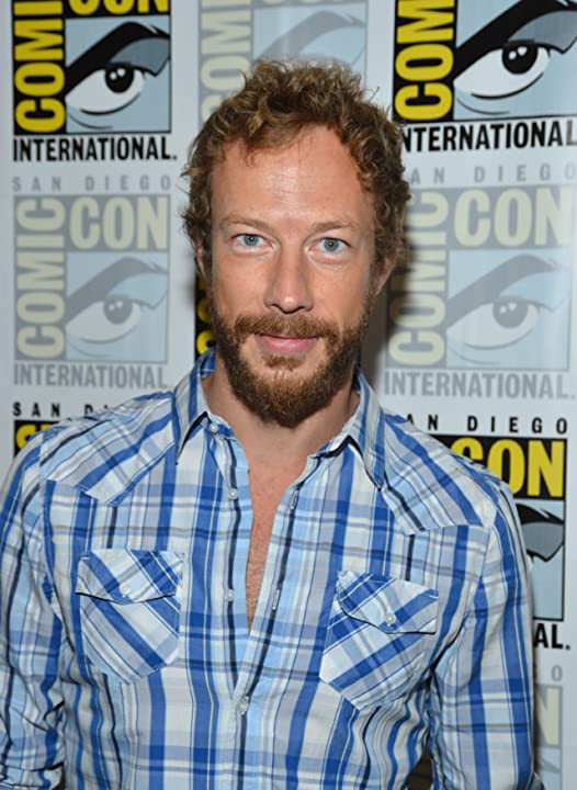 Kris Holden-Ried at an event for Lost Girl (2010)