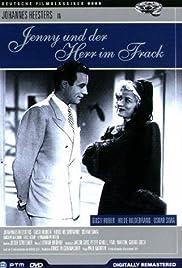 Jenny und der Herr im Frack Poster