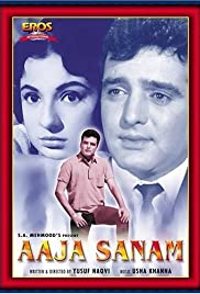 Aaja Sanam Poster