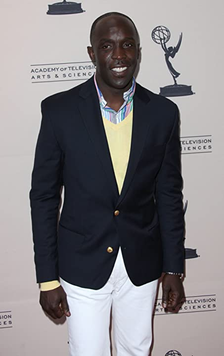 Michael Kenneth Williams at an event for Boardwalk Empire (2010)