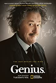 Genius Poster - TV Show Forum, Cast, Reviews