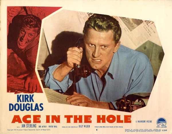 Image result for ace in the hole 1951
