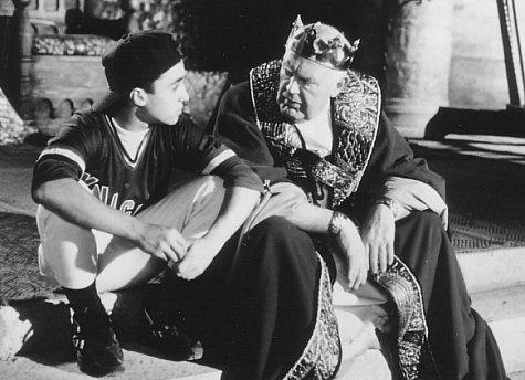 Thomas Ian Nicholas in A Kid in King Arthur's Court (1995)