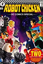 Primary image for Robot Chicken: DC Comics Special