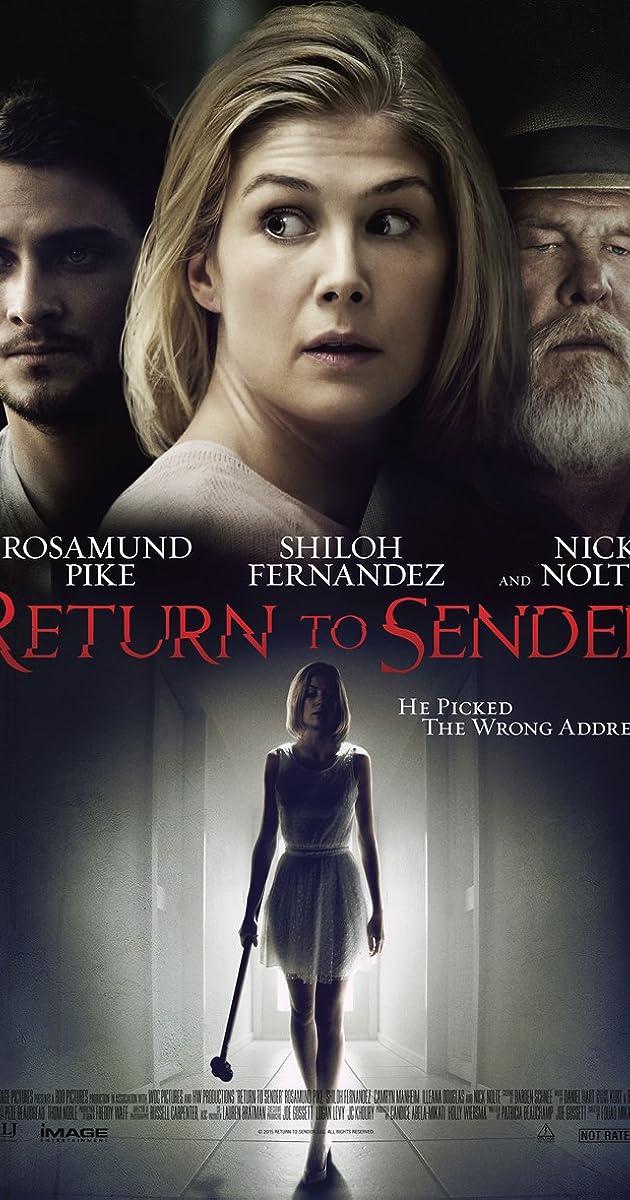 Return to Sender Legendado