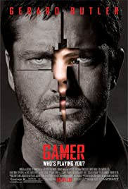 Gamer (2009) Poster - Movie Forum, Cast, Reviews