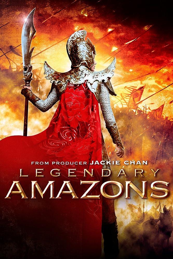 Legendary Amazons (2011) Tagalog Dubbed
