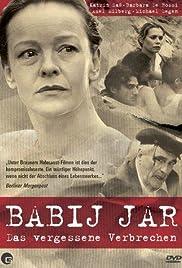 Babij Jar(2003) Poster - Movie Forum, Cast, Reviews