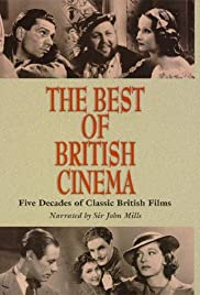 The Best of British Cinema Poster