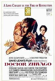 Doctor Zhivago Poster