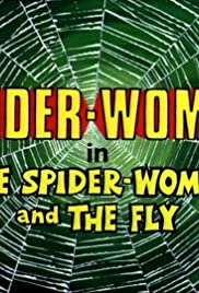 The Spider-Woman and the Fly Poster