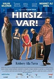 Hirsiz Var! Poster