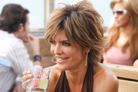 Lisa Rinna in Entourage (2004)