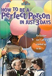 How to Be a Perfect Person in Just Three Days Poster