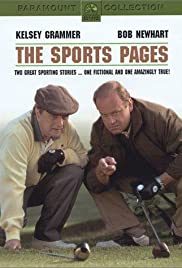 The Sports Pages (2001) Poster - Movie Forum, Cast, Reviews