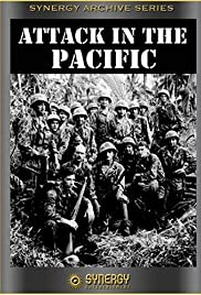 Attack in the Pacific Poster