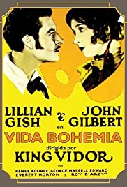 La Bohème (1926) Poster - Movie Forum, Cast, Reviews