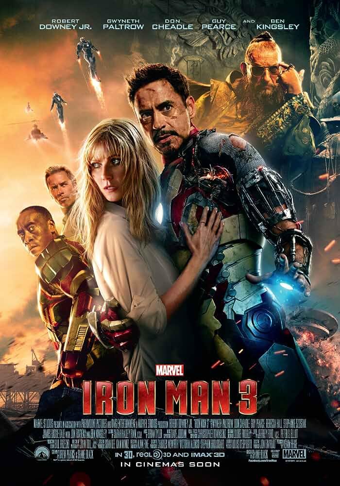 Iron Man 3 2013 Hindi Dual Audio 720p BluRay full movie watch online freee download at movies365.org
