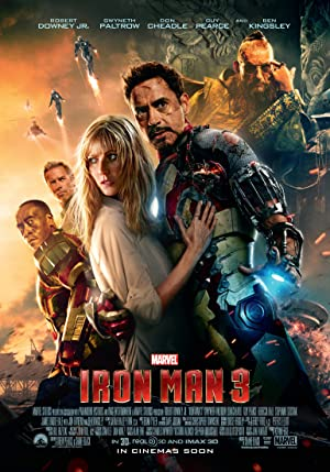 Iron Man 3 (2013)  Download on Vidmate