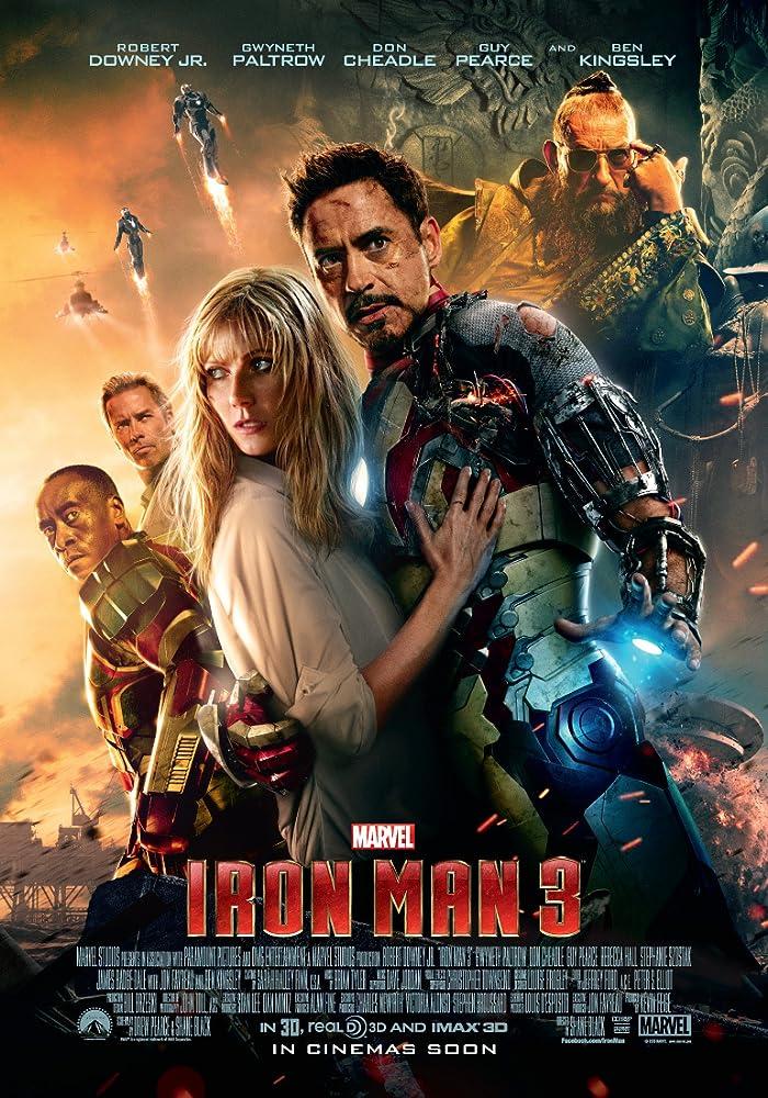 Iron Man 3 (2013) Tagalog Dubbed