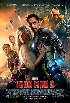 Don Cheadle, Robert Downey Jr., Gwyneth Paltrow, Ben Kingsley, and Guy Pearce in Iron Man 3 (2013)