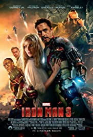 Iron Man Three (2013) Poster - Movie Forum, Cast, Reviews