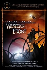 A Letter from the Western Front Poster