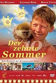 Der zehnte Sommer Poster