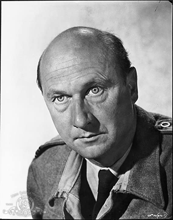 Donald Pleasence in The Great Escape (1963)