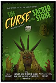 The Curse of the Sacred Stone Poster