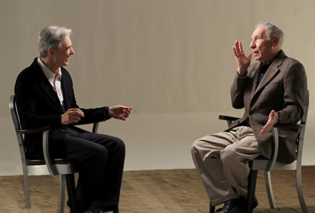 Mel Brooks and David Steinberg in Inside Comedy (2012)