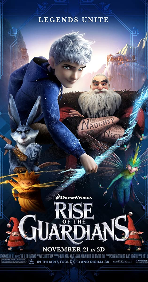 Rise of the guardians 2012 cast crew imdb - Pics of rise of the guardians ...