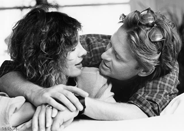 Michael Douglas and Anne Archer in Fatal Attraction (1987)