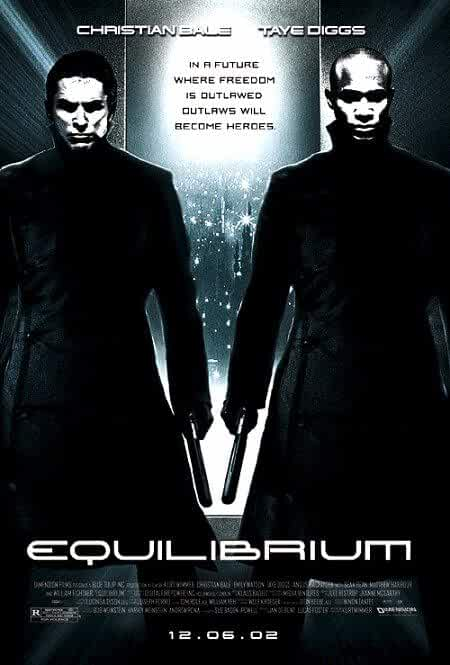 Equilibrium 2002 Dual Audio Hindi 480p BluRay full movie watch online freee download at movies365.ws