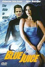 Blue Juice(1995) Poster - Movie Forum, Cast, Reviews
