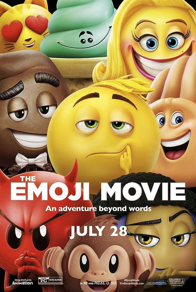 The Emoji Movie 2017 Eng 720p BRRip full movie watch online freee download at movies365.org