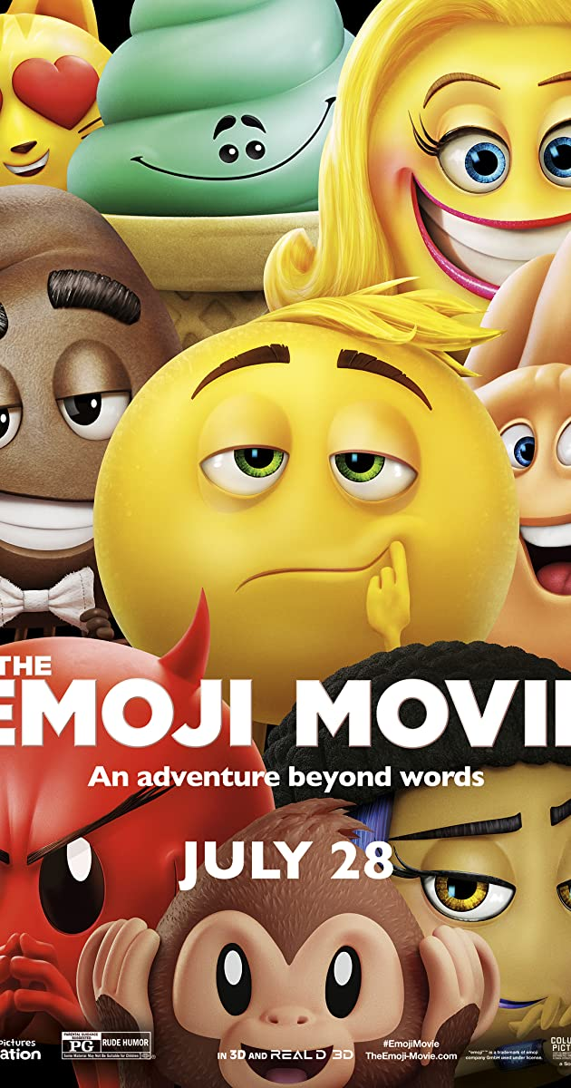 Emodži filmas / The Emoji Movie (2017)