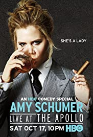 Amy Schumer: Live at the Apollo (2015) Poster - TV Show Forum, Cast, Reviews