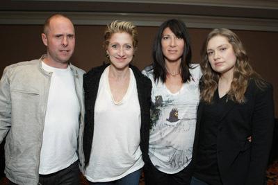 Edie Falco, Eve Best, Paul Schulze, and Merritt Wever