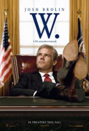 W. (2008) Poster - Movie Forum, Cast, Reviews