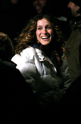 Sarah Jessica Parker at Sex and the City (1998)