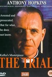 The Trial(1993) Poster - Movie Forum, Cast, Reviews