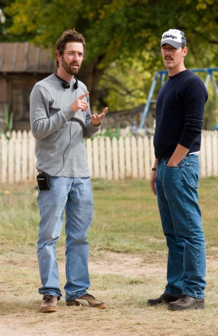 Mark Polish and Michael Polish in The Astronaut Farmer (2006)
