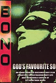 Bono: God's Favourite Son Poster