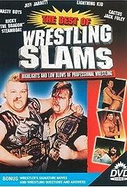 The Best of Wrestling Slams Poster