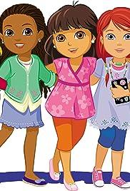 Dora's Explorer Girls Our First Concert Poster