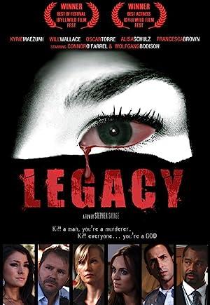 Legacy film Poster